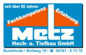 METZ Hoch- und Tiefbau GmbH